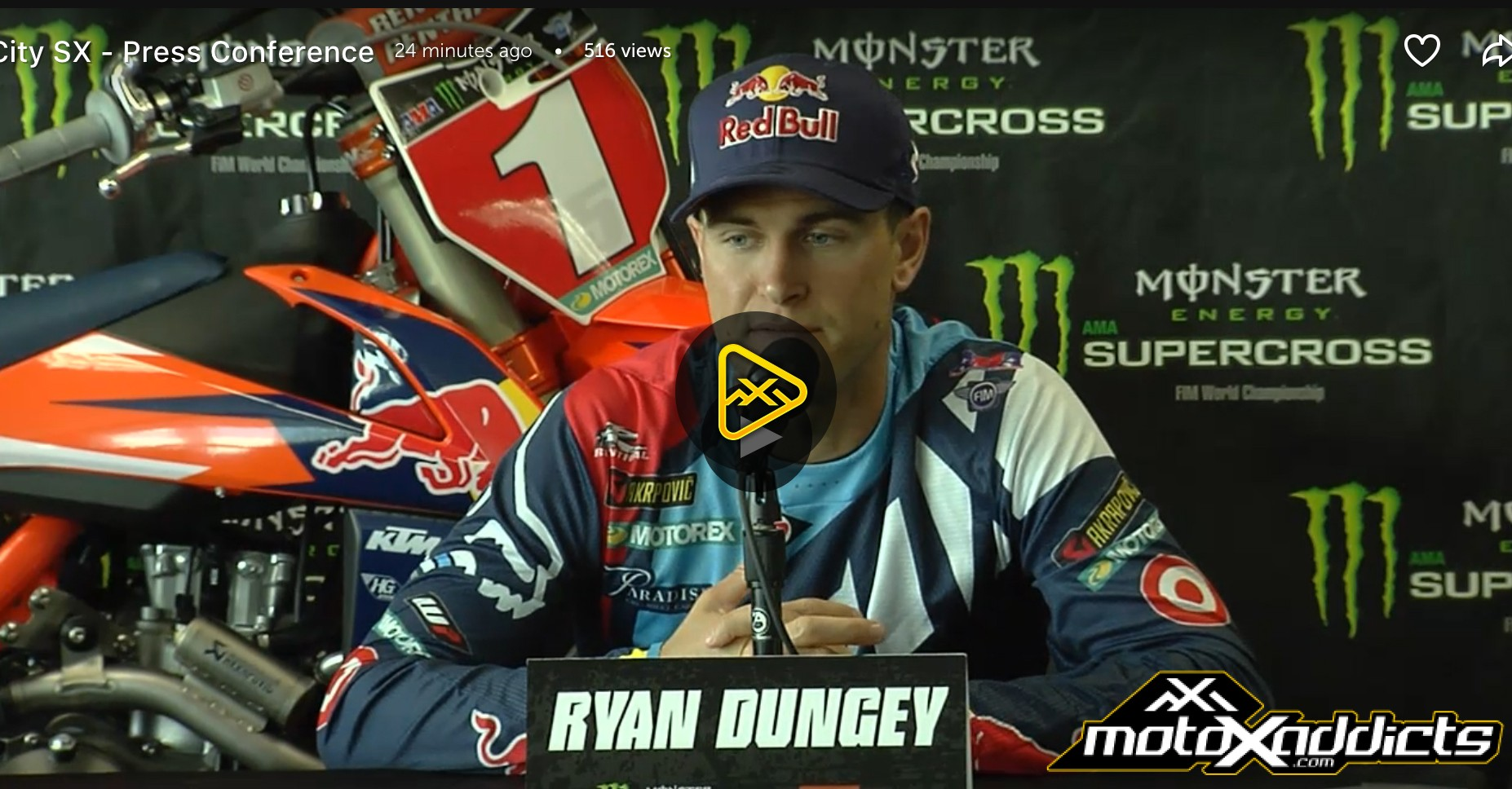 2017 Salt Lake City SX – Press Conference