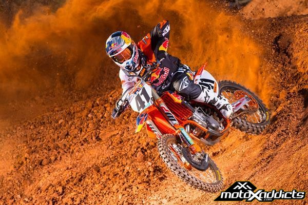 Trey Canard Injured While Testing for Motocross Season
