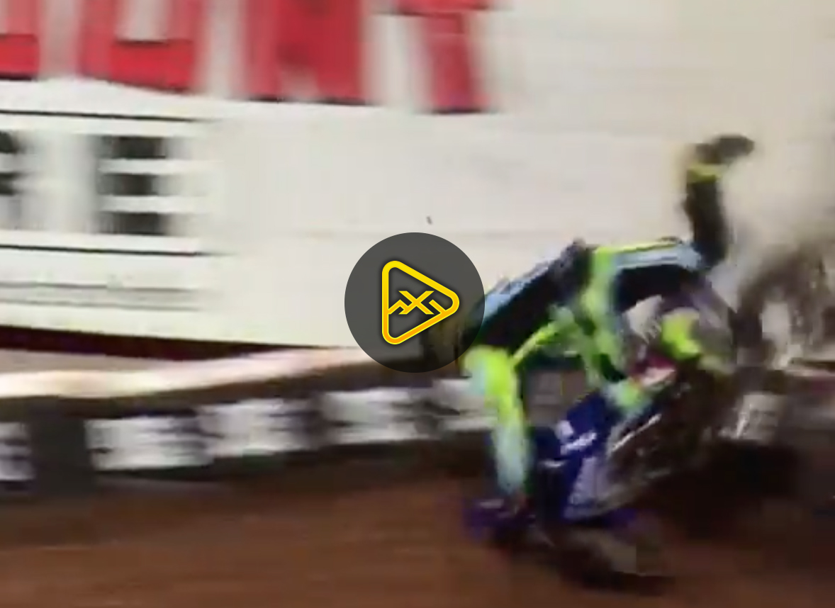 Aaron Plessinger Crash – 2017 Salt Lake City SX