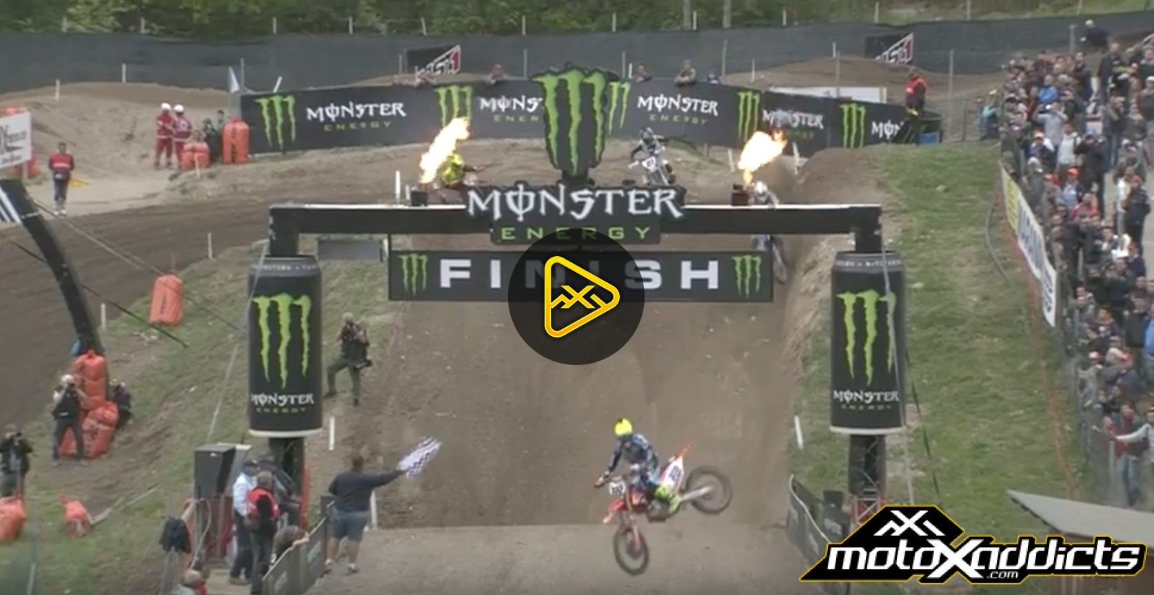 Qualifying Race Highlights – 2017 MXGP of Trentino