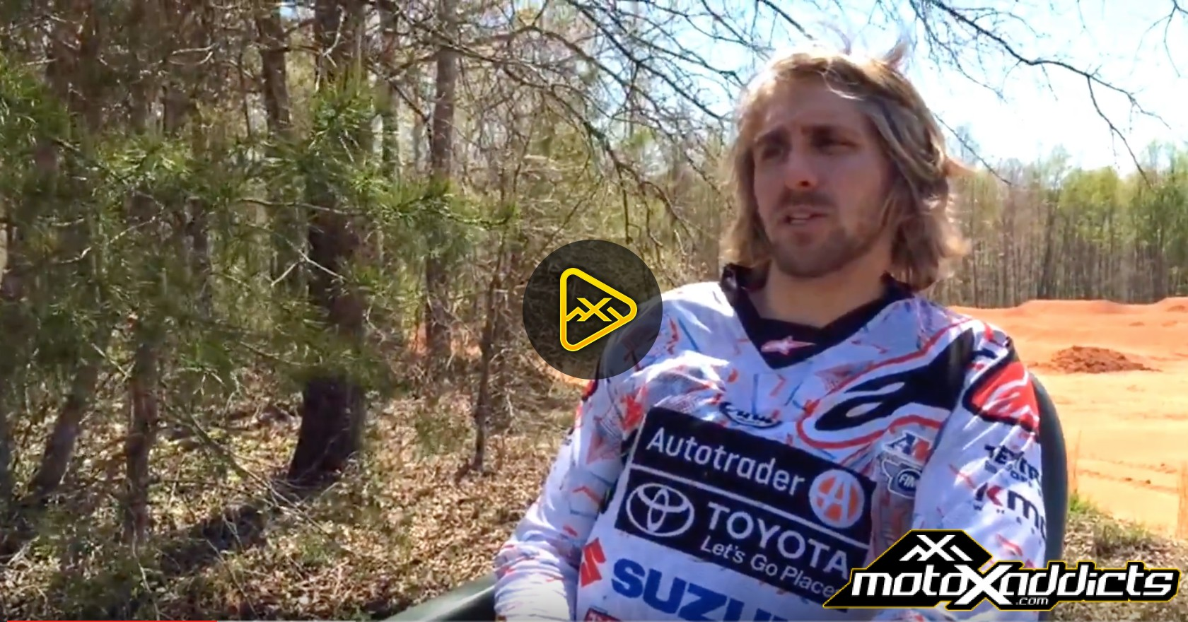 Justin Barcia Interview – 2017
