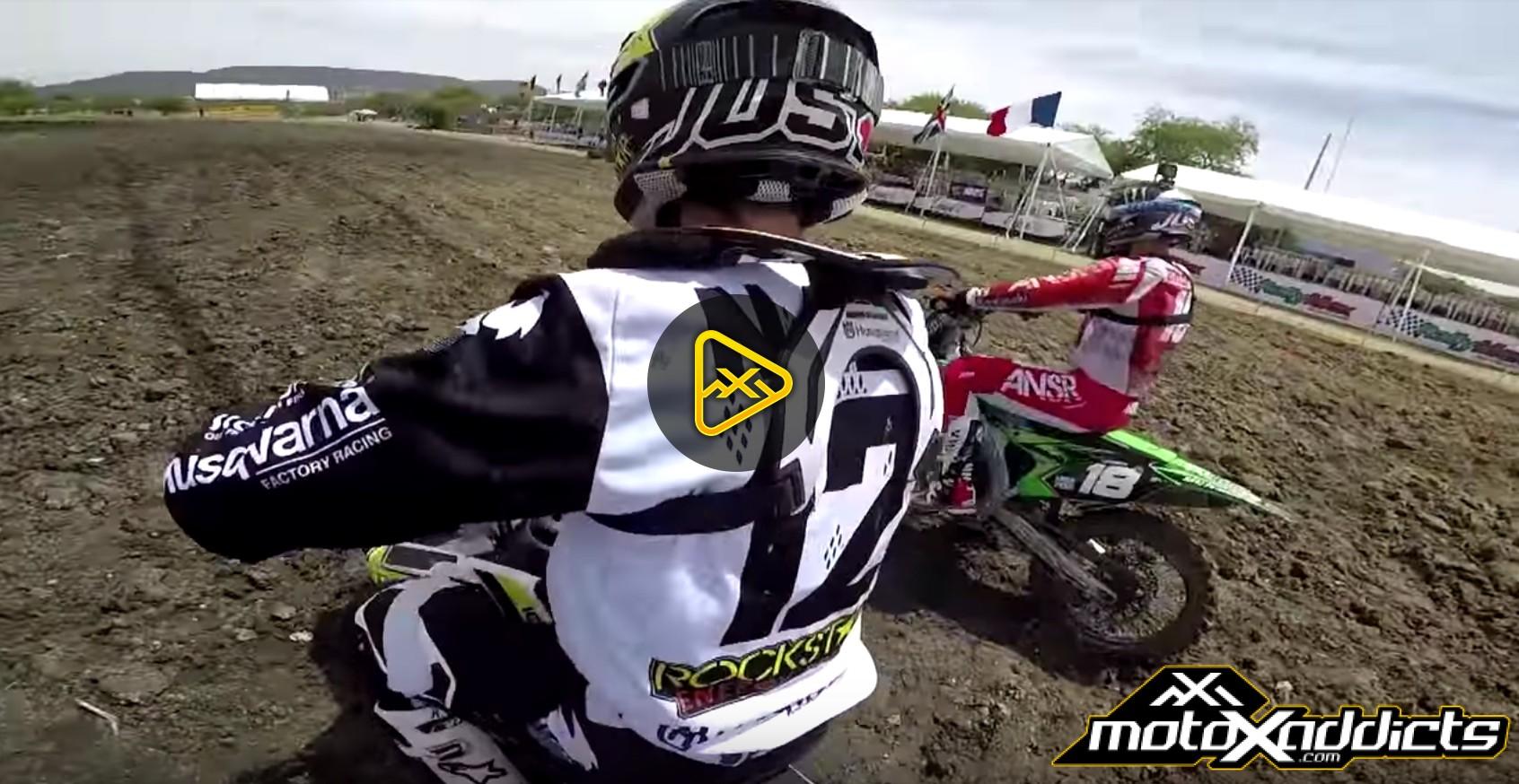 2017 MXGP of Leon (Mexico) GoPro Lap Preview