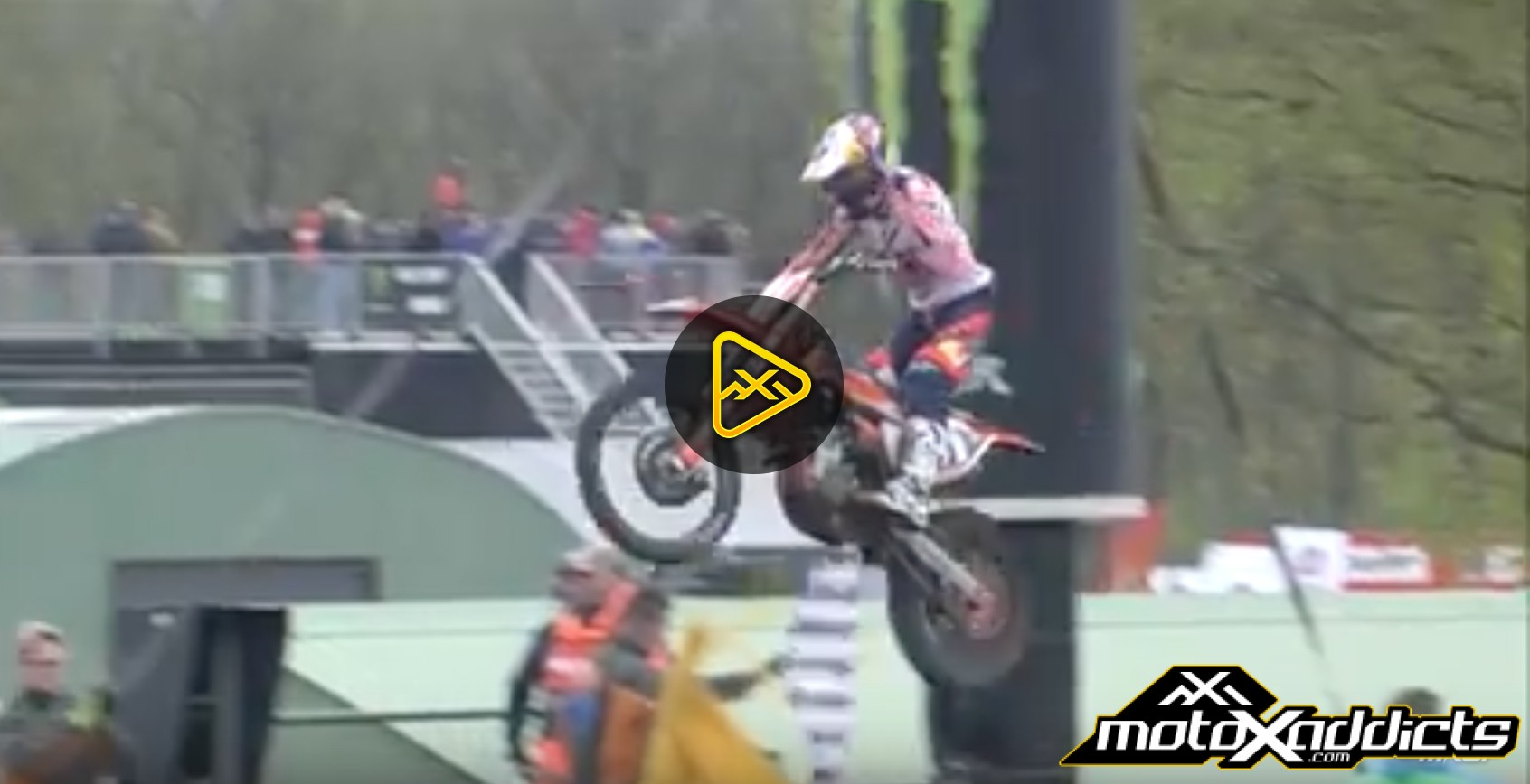 Best Moments – MX2 Highlights from Valkenswaard