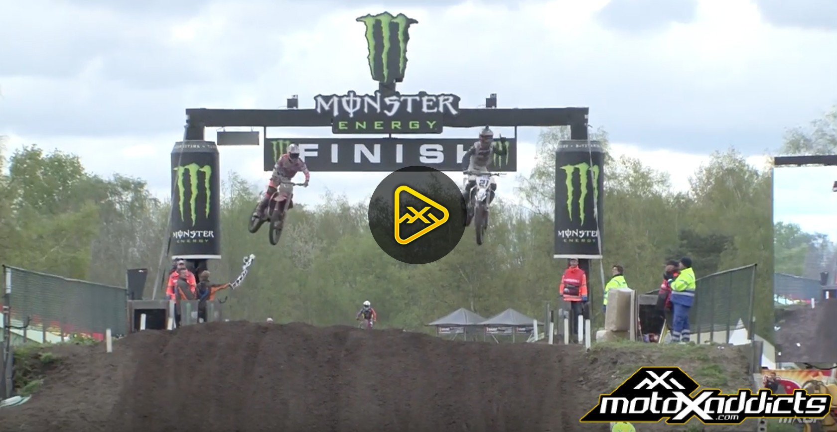 MX2 and MXGP Highlights – 2017 MXGP of Europe