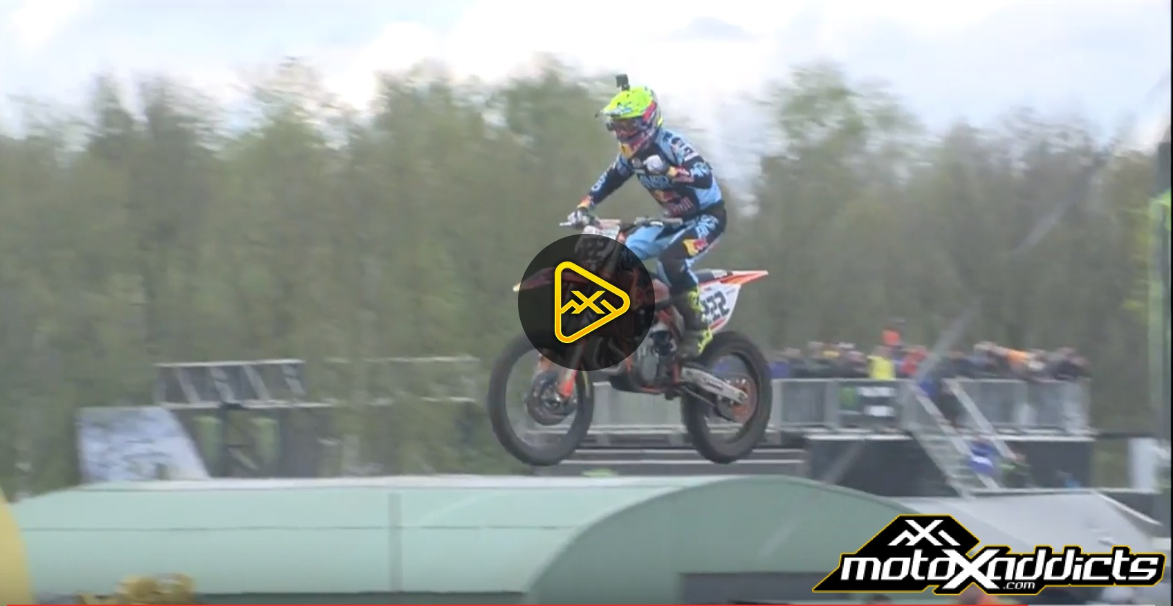 Best Moments – MXGP Highlights from Valkenswaard