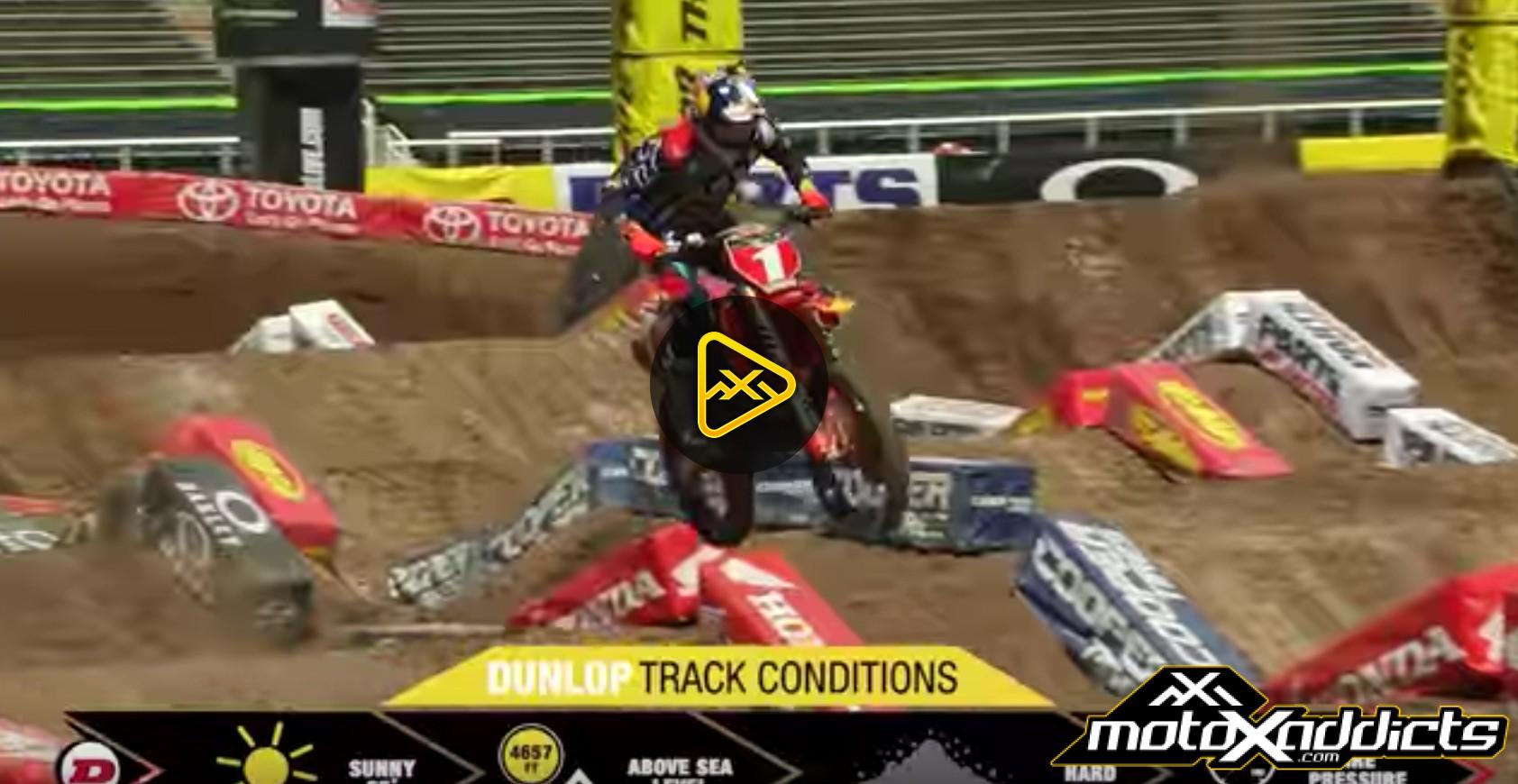 Track Report – 2017 Salt Lake City SX