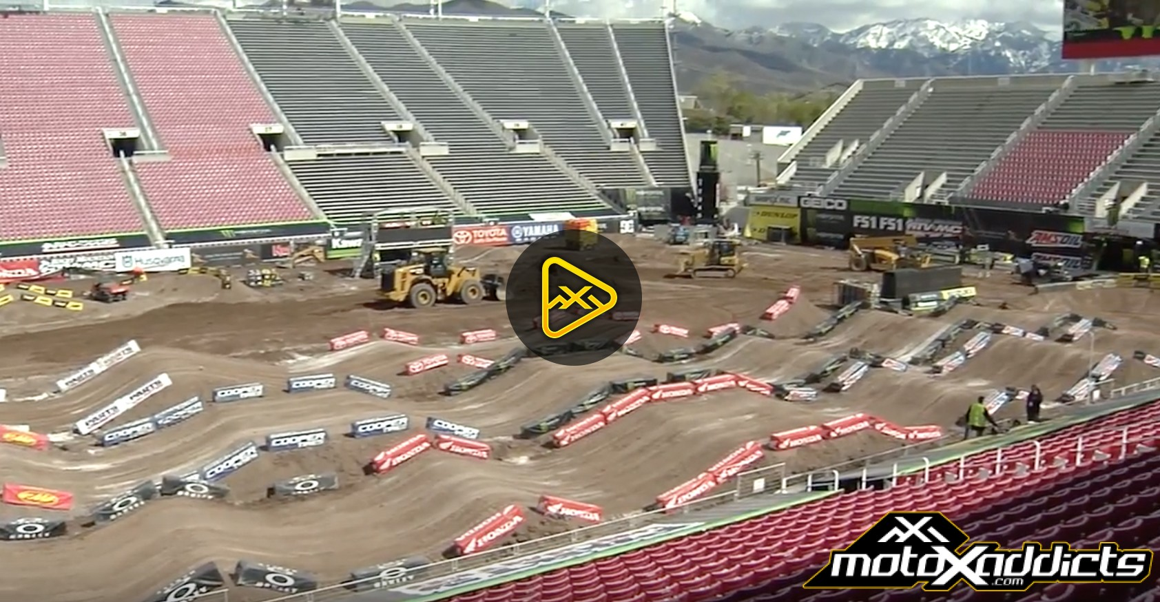 Track Feature – 2017 Salt Lake City SX
