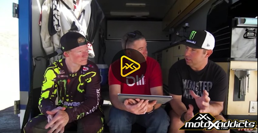 The Science of Supercross: Getting the Best Start