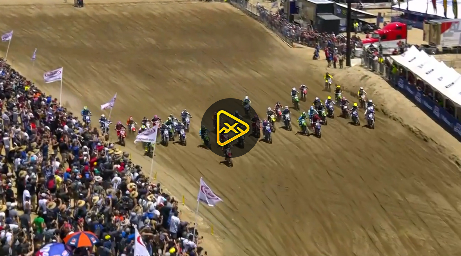 250MX Race Highlights – 2017 Glen Helen National