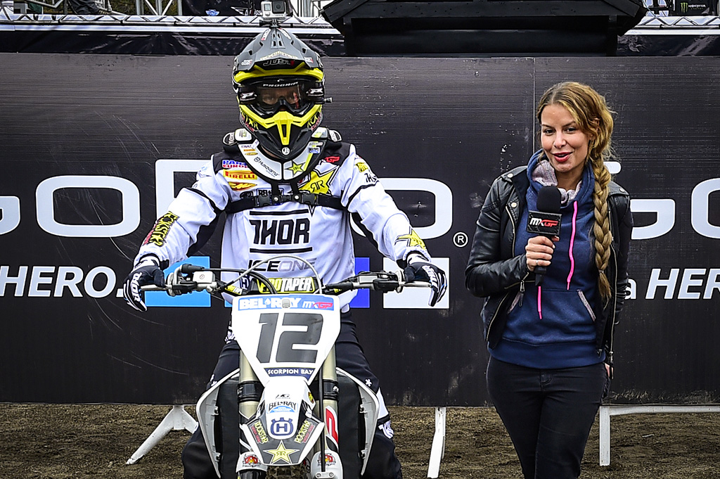 2017 MXGP of Germany Television Coverage