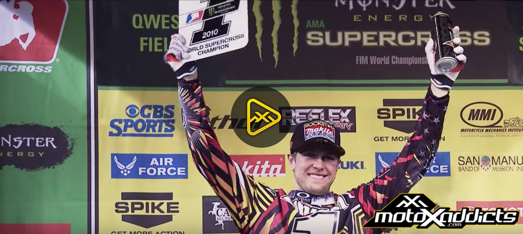 Tribute to Ryan Dungey from Monster Energy SX