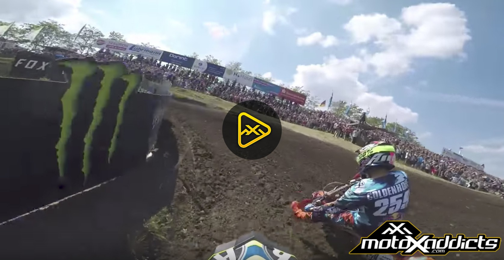 GoPro: Antonio Cairoli – 2017 MXGP of Germany