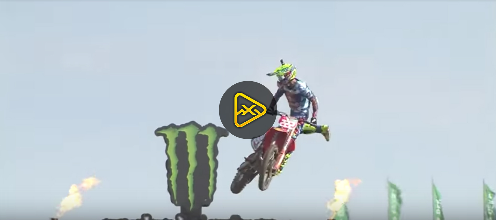 2017 MXGP of Germany Highlights