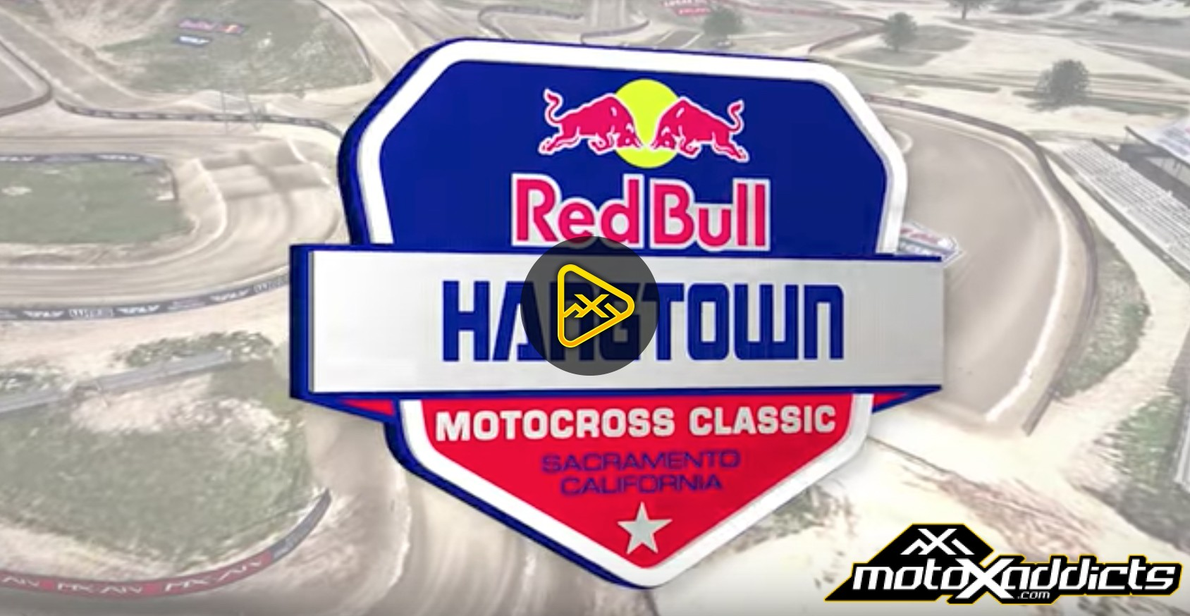 2017 Hangtown National Animated Track Map