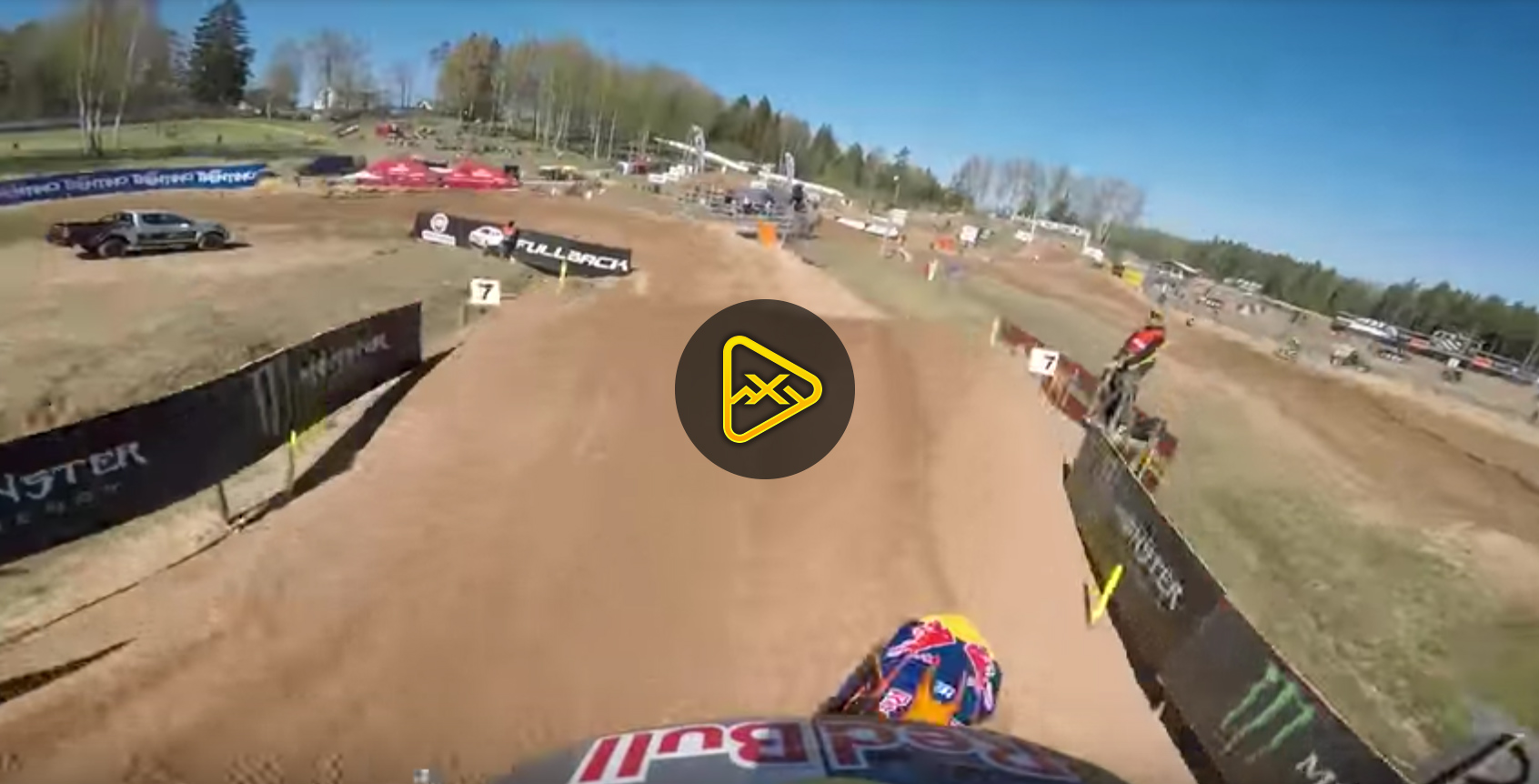 GoPro: Pauls Jonass Track Preview – 2017 MXGP of Latvia
