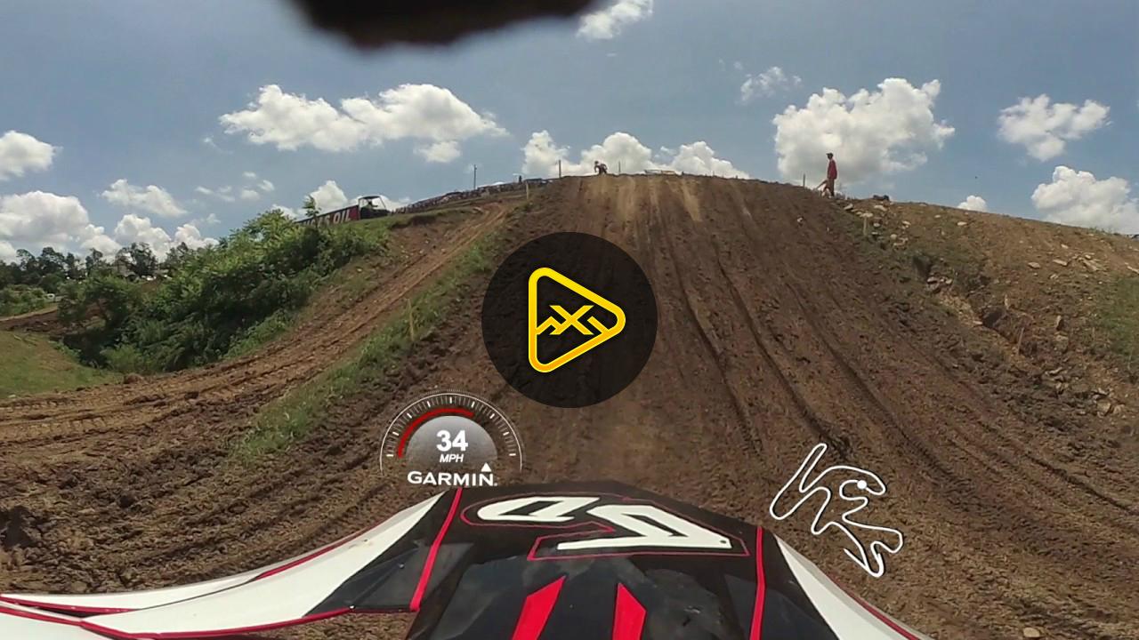 Helmet Cam: 360 Degree View – Christian Craig at High Point