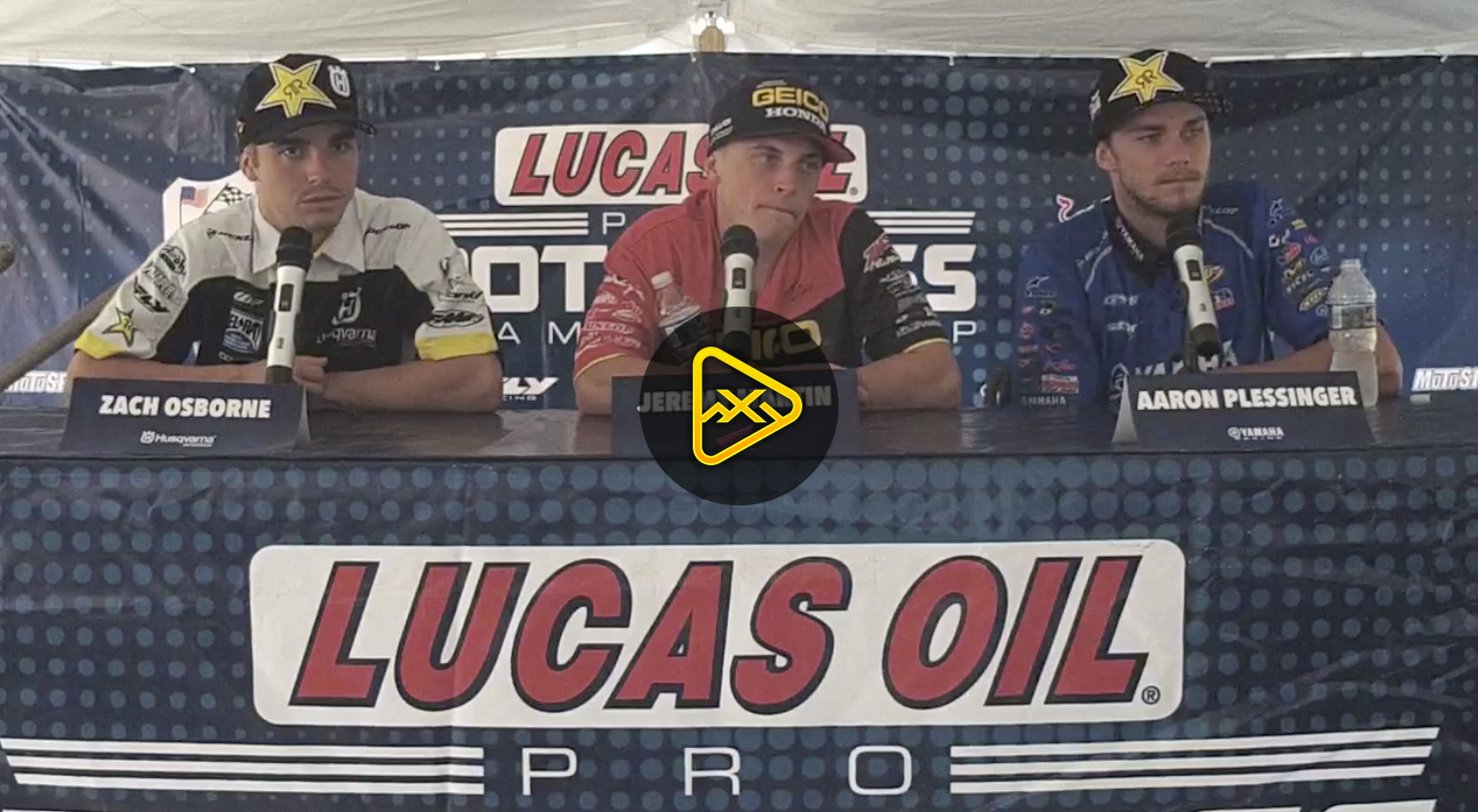 250 Press Conference – 2017 High Point National