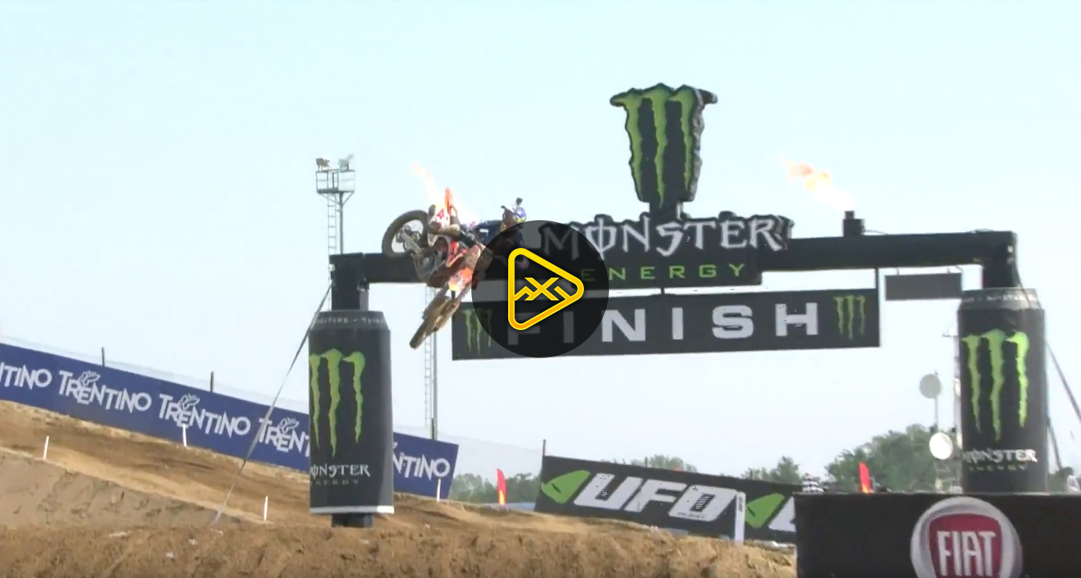 2017 MXGP of Lombardia Qualifying Highlights