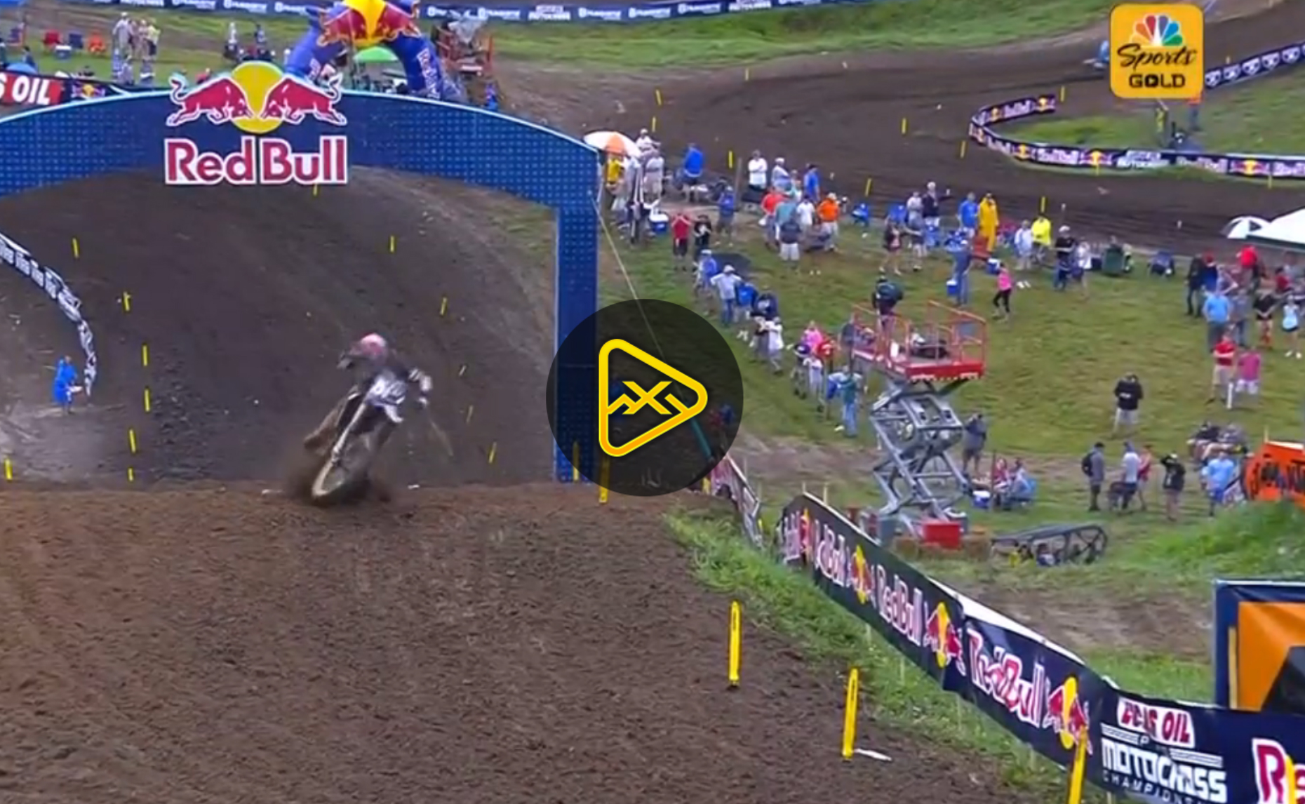 Atkinson Comes Up Short on Uphill Triple at Muddy Creek