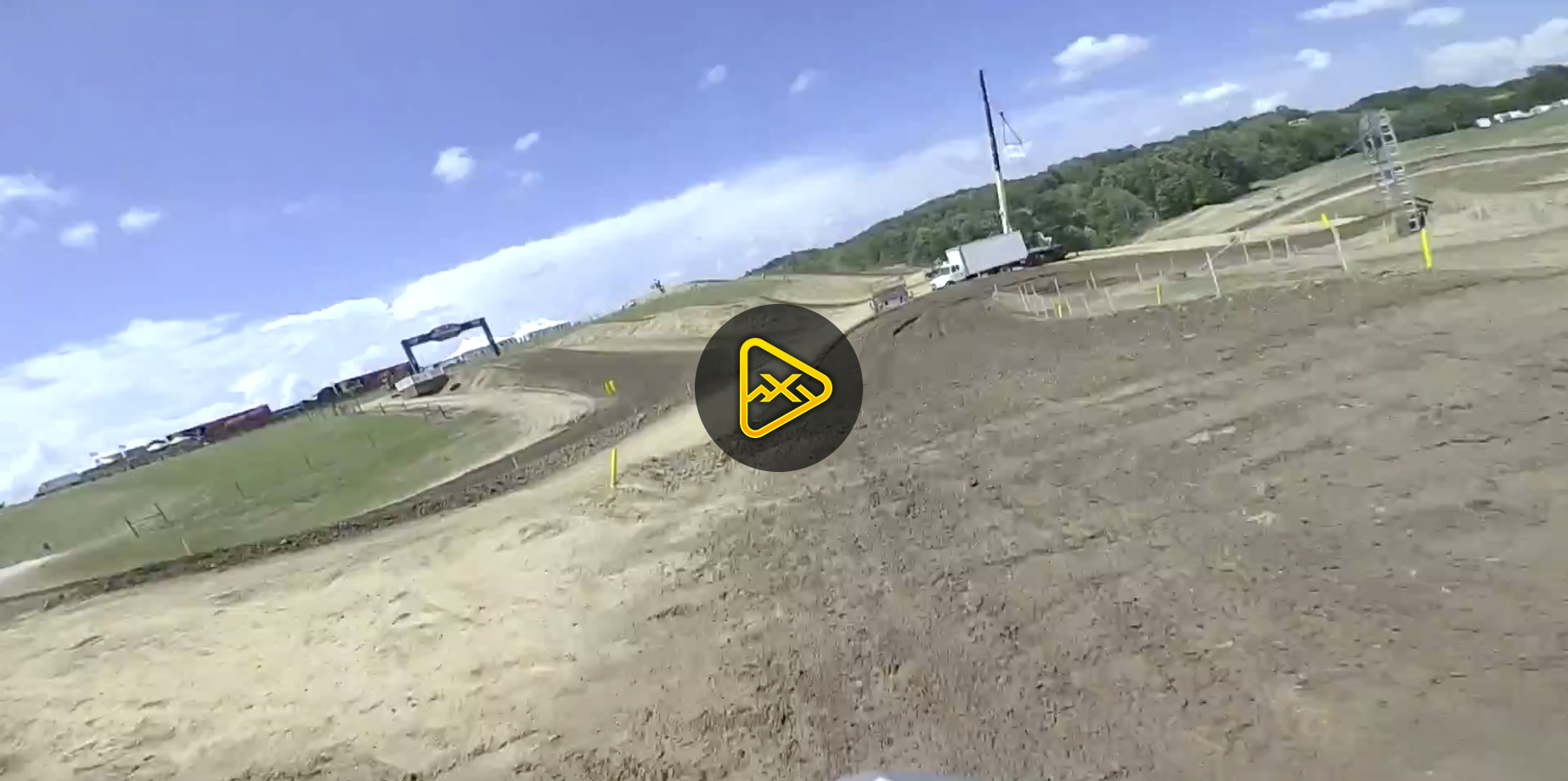 Helmet Cam: One Lap with Christian Craig at High Point