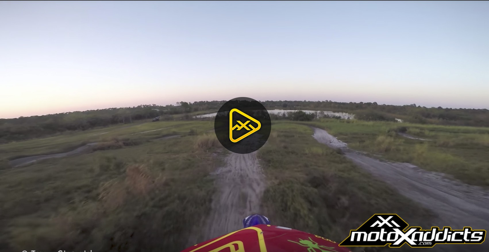 "Helmet Cam: ""YZ125 in the sand"" ft Colton Eigenmann"