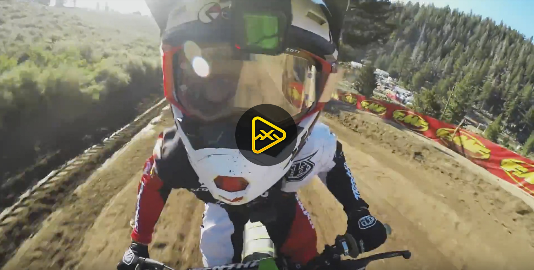 Mammoth Motocross Track Preview with Ryder DiFrancesco