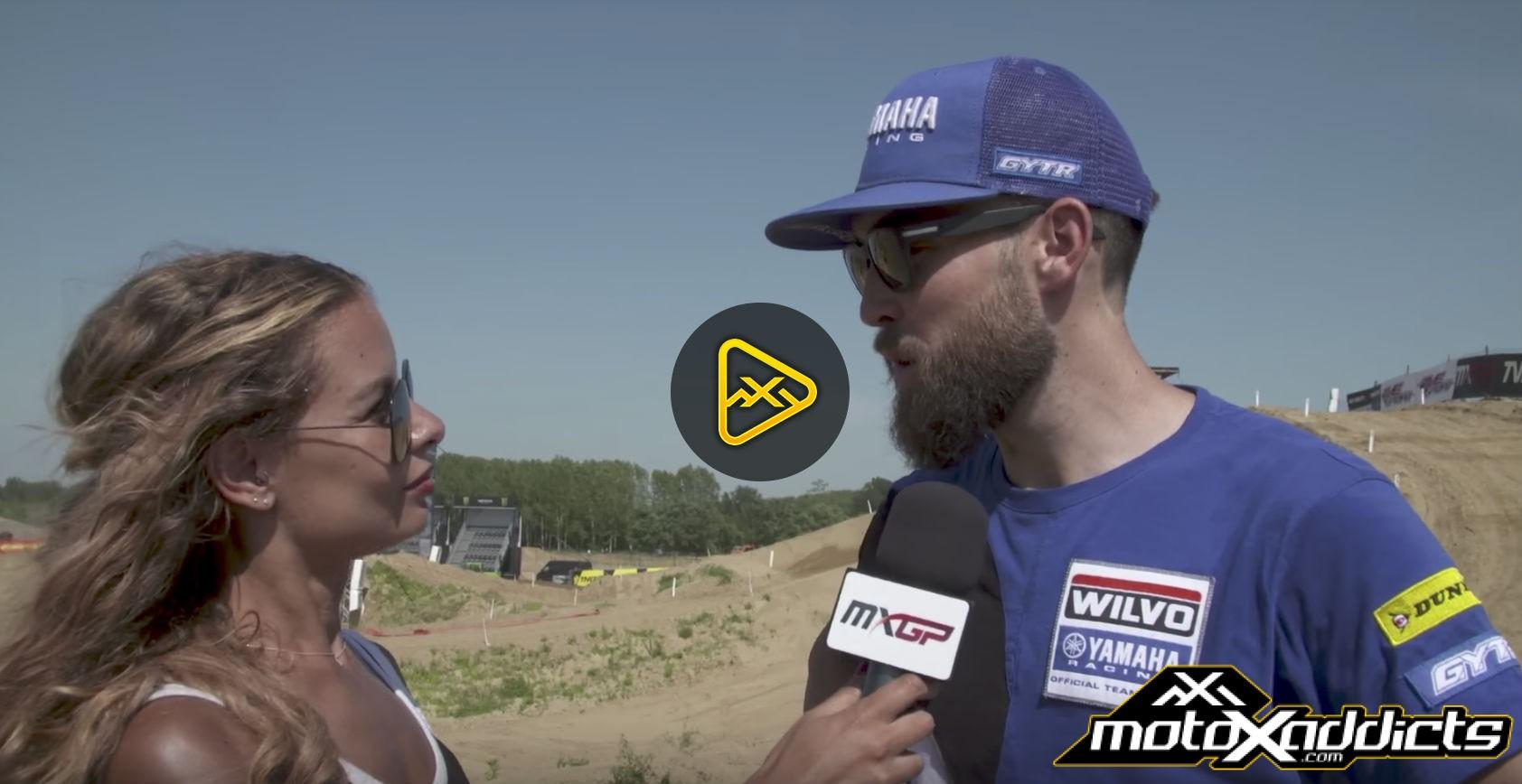 Shaun Simpson Interview – 2017 MXGP of Lombardia