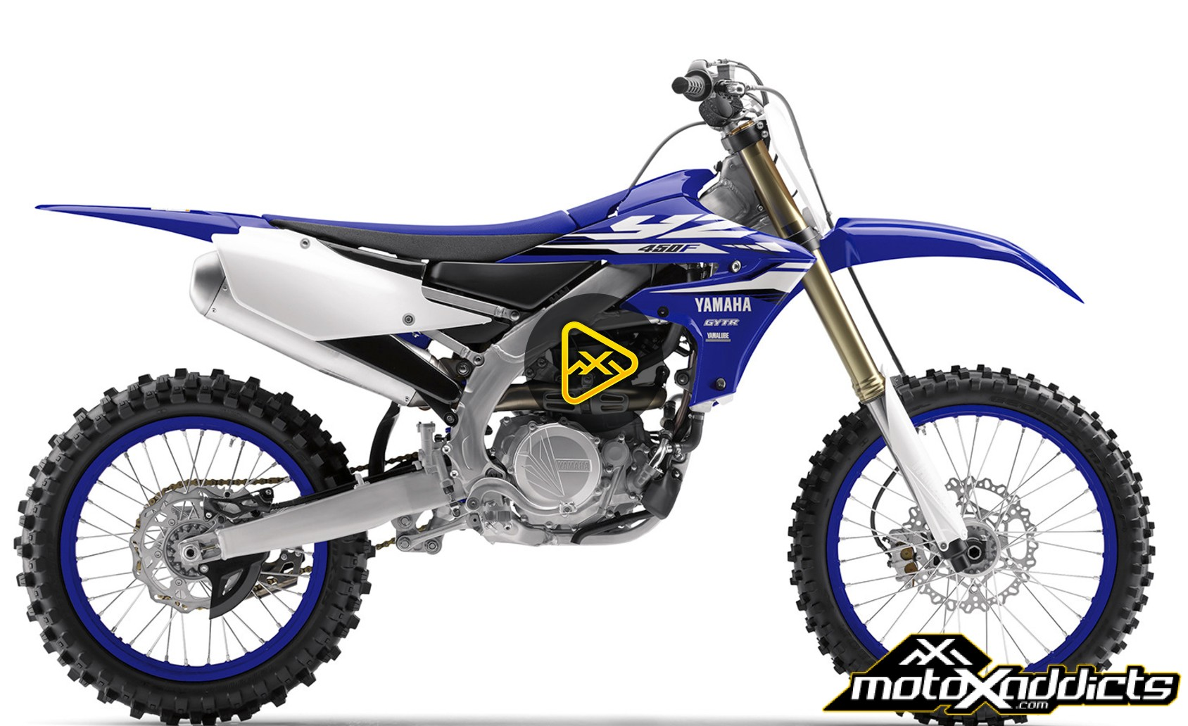 First Look 2018 Yamaha YZ450F