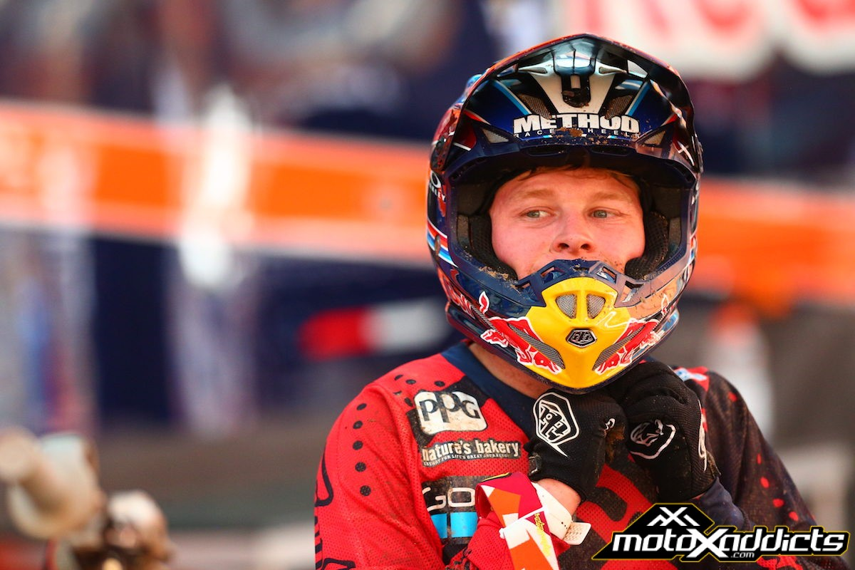 Alex Martin Injured – Out For Washougal