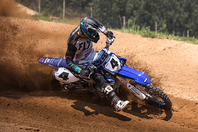 Arnaud Tonus to Debut the 2018 YZ450F at the Czech GP