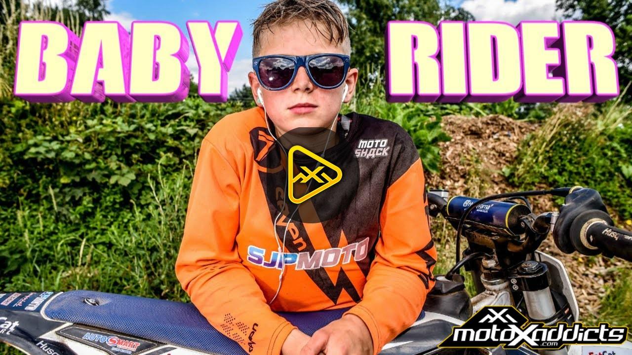 BABY RIDER | Insane 10 Year Old MX Racer