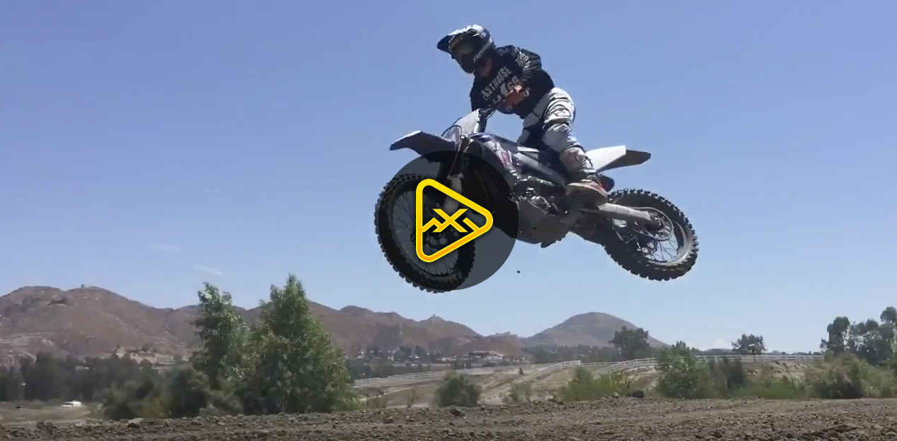 Motocross Testing with Justin Hoeft