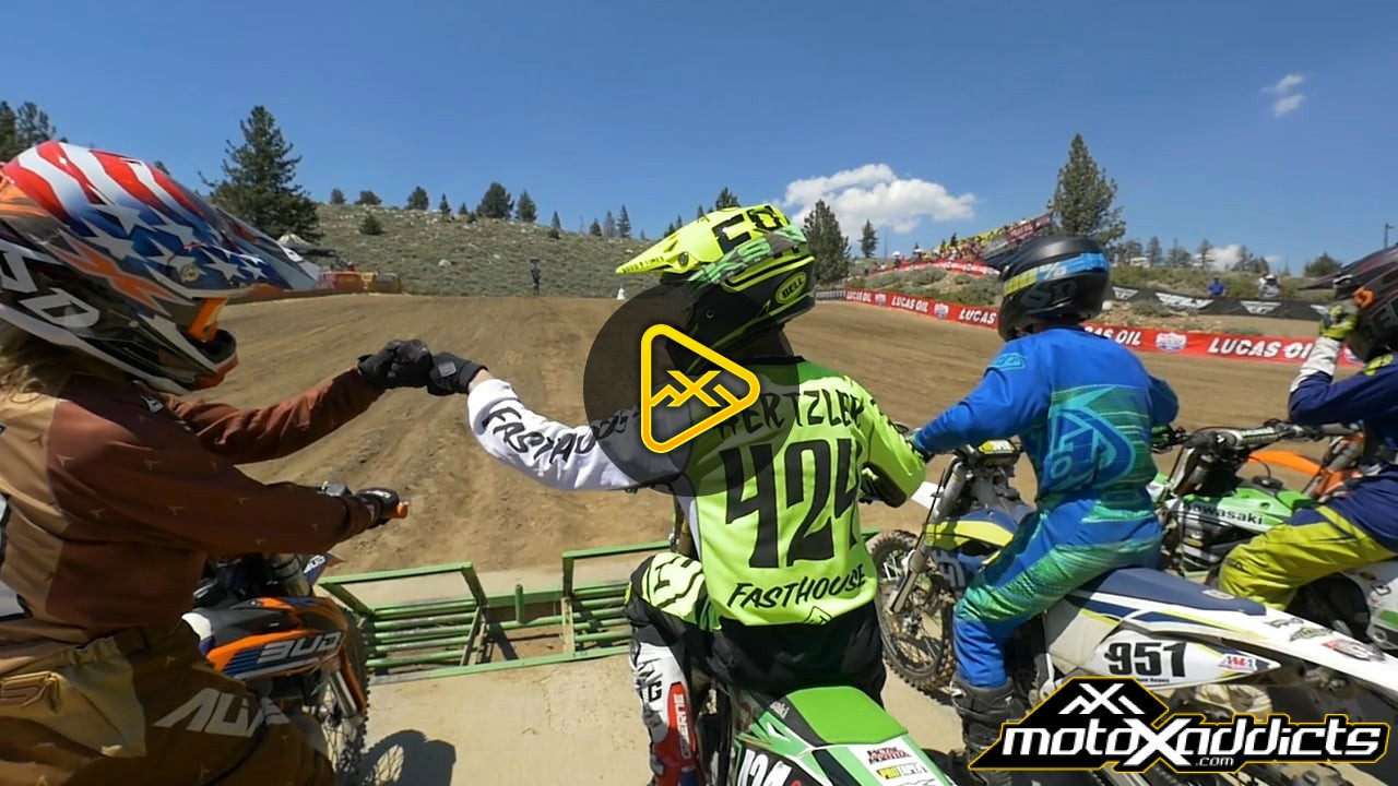 Mini Ripper | Andrew Hertzler at Mammoth MX