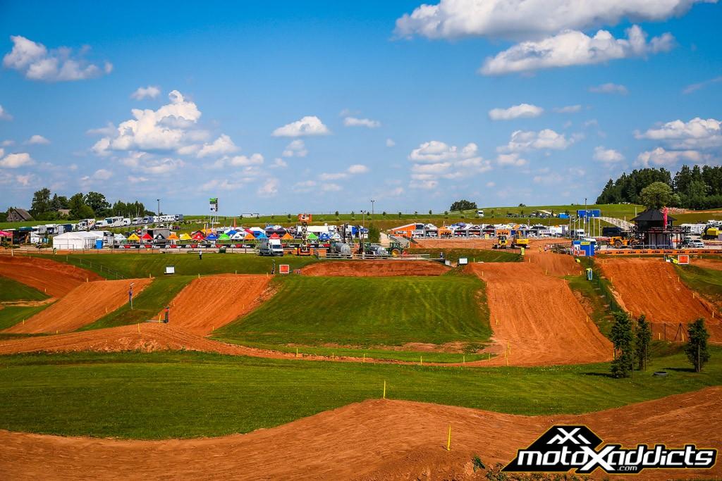 Jr Motocross World Championship Revs Up