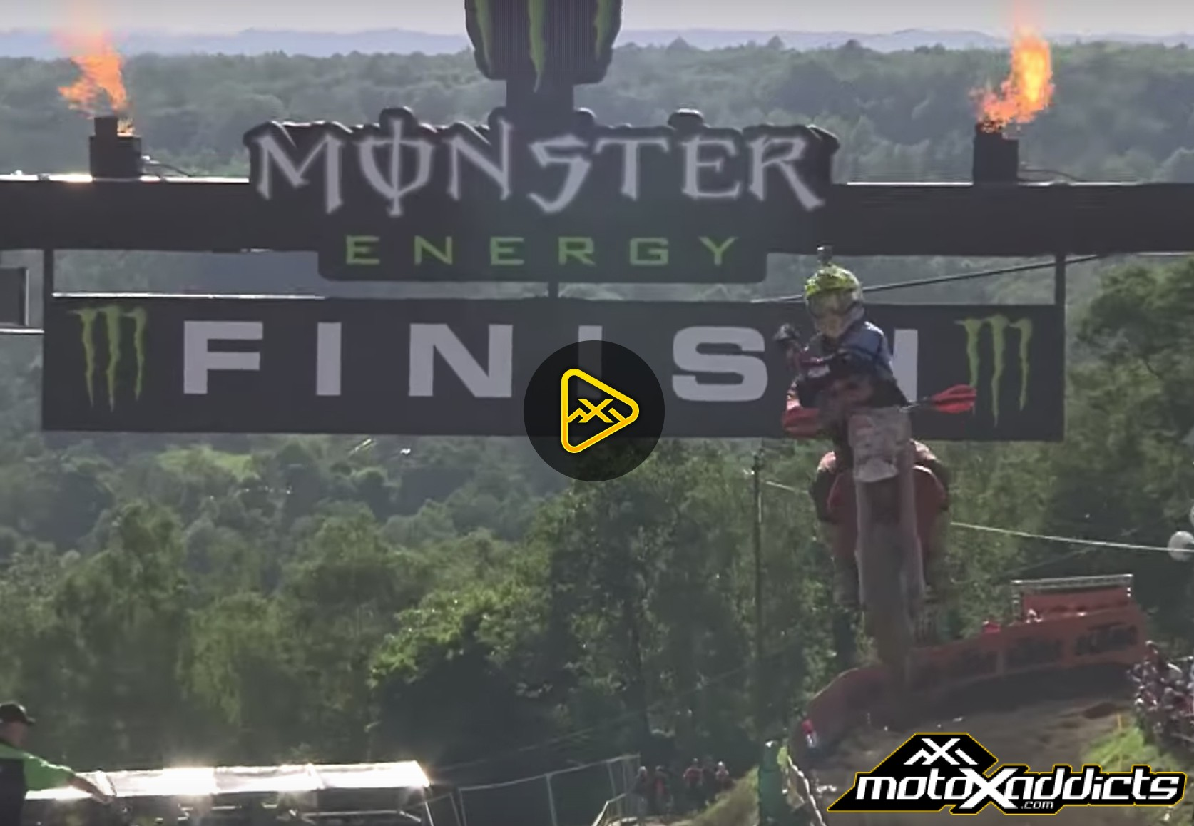 2017 MXGP of Czech Republic Highlights