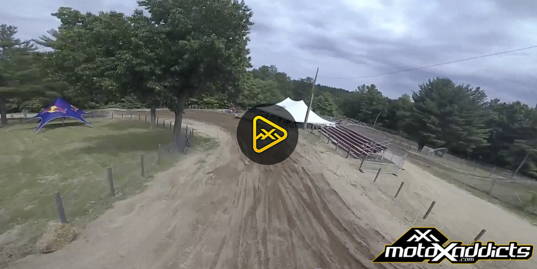 Helmet Cam: One Lap with Dakota Alix at 2017 Southwick