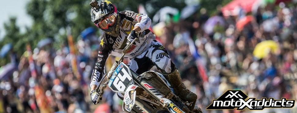 Thomas Covington Interview – Czech GP 2017