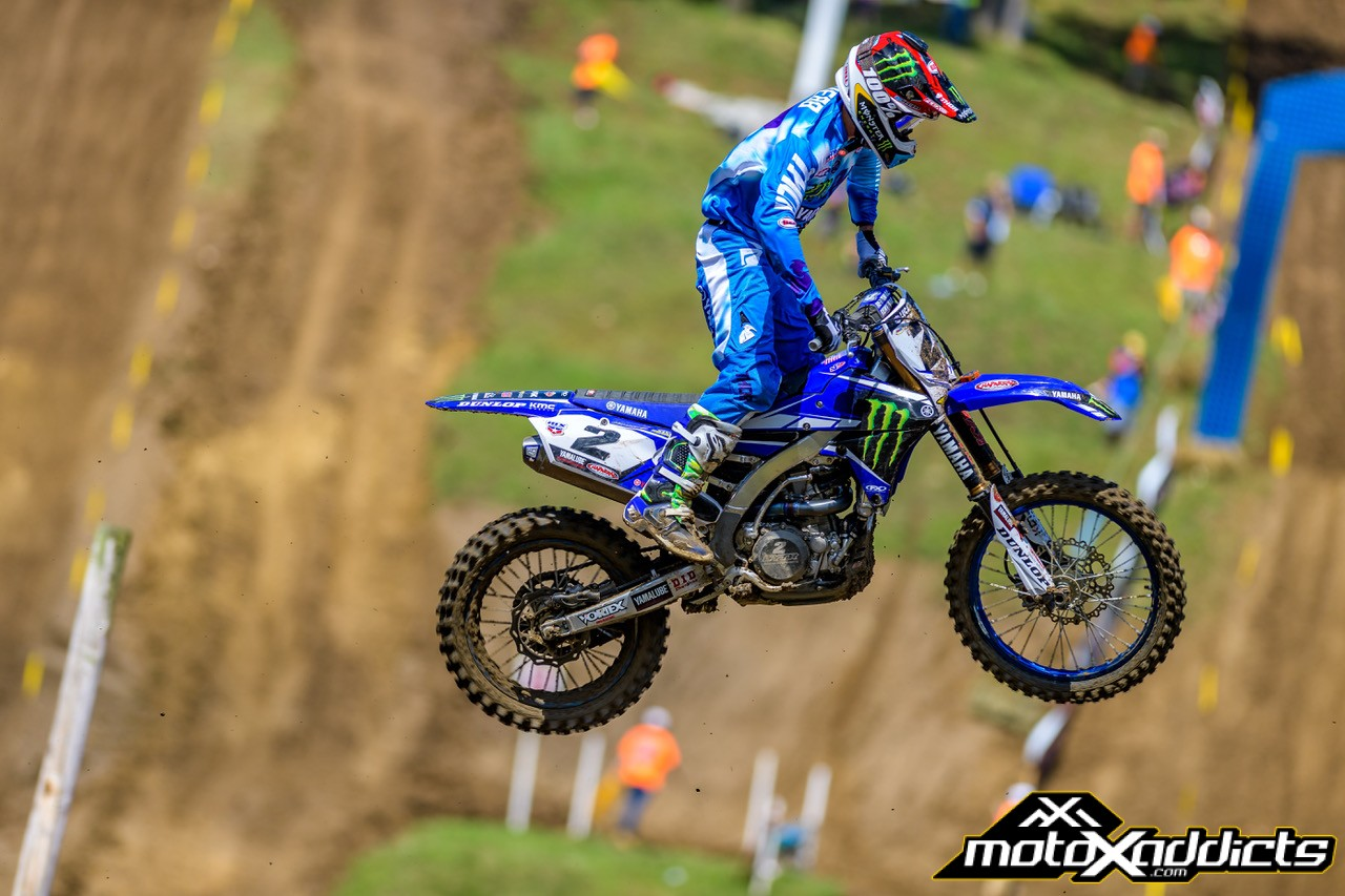Cooper Webb Injured – Out for Washougal