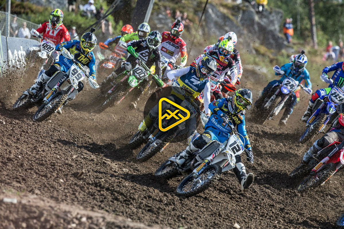 2017 MXGP of Sweden Highlights