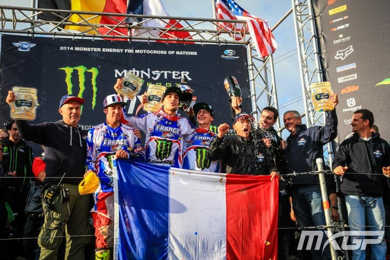 2017 MXoN Team Selections