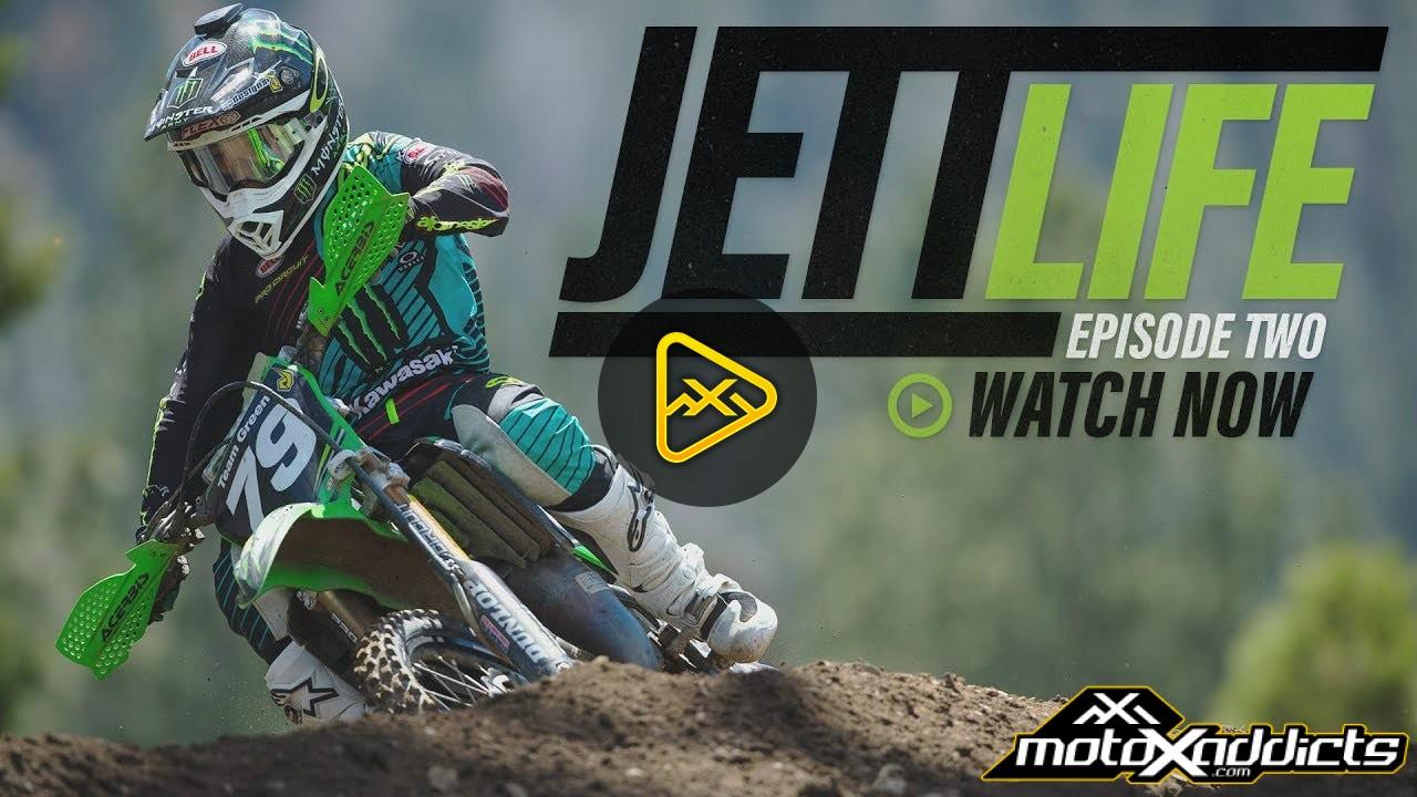 Jett Life Episode #2 – Freestone MX & Mammoth MX