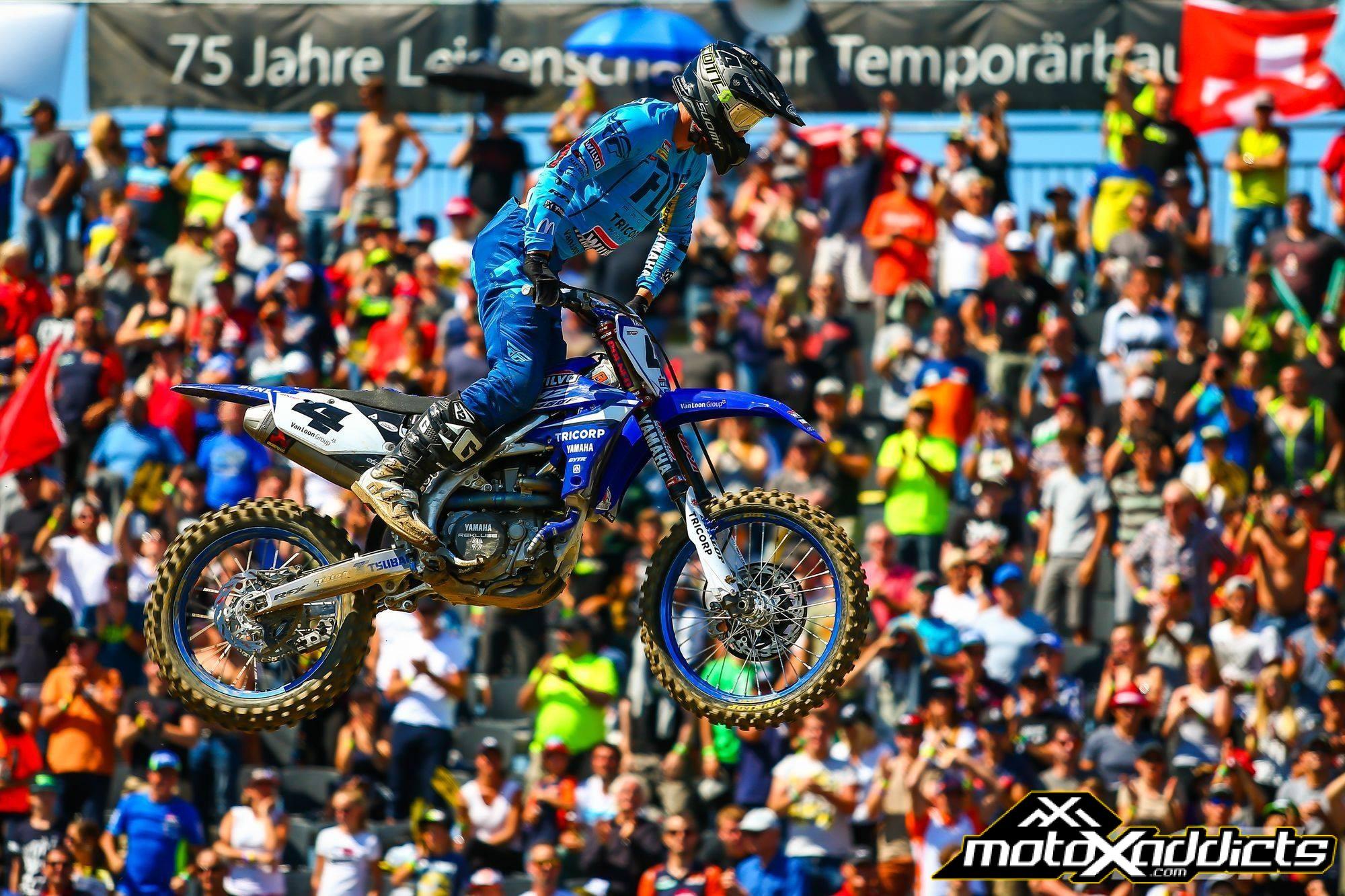 Arnaud Tonus Injury Update