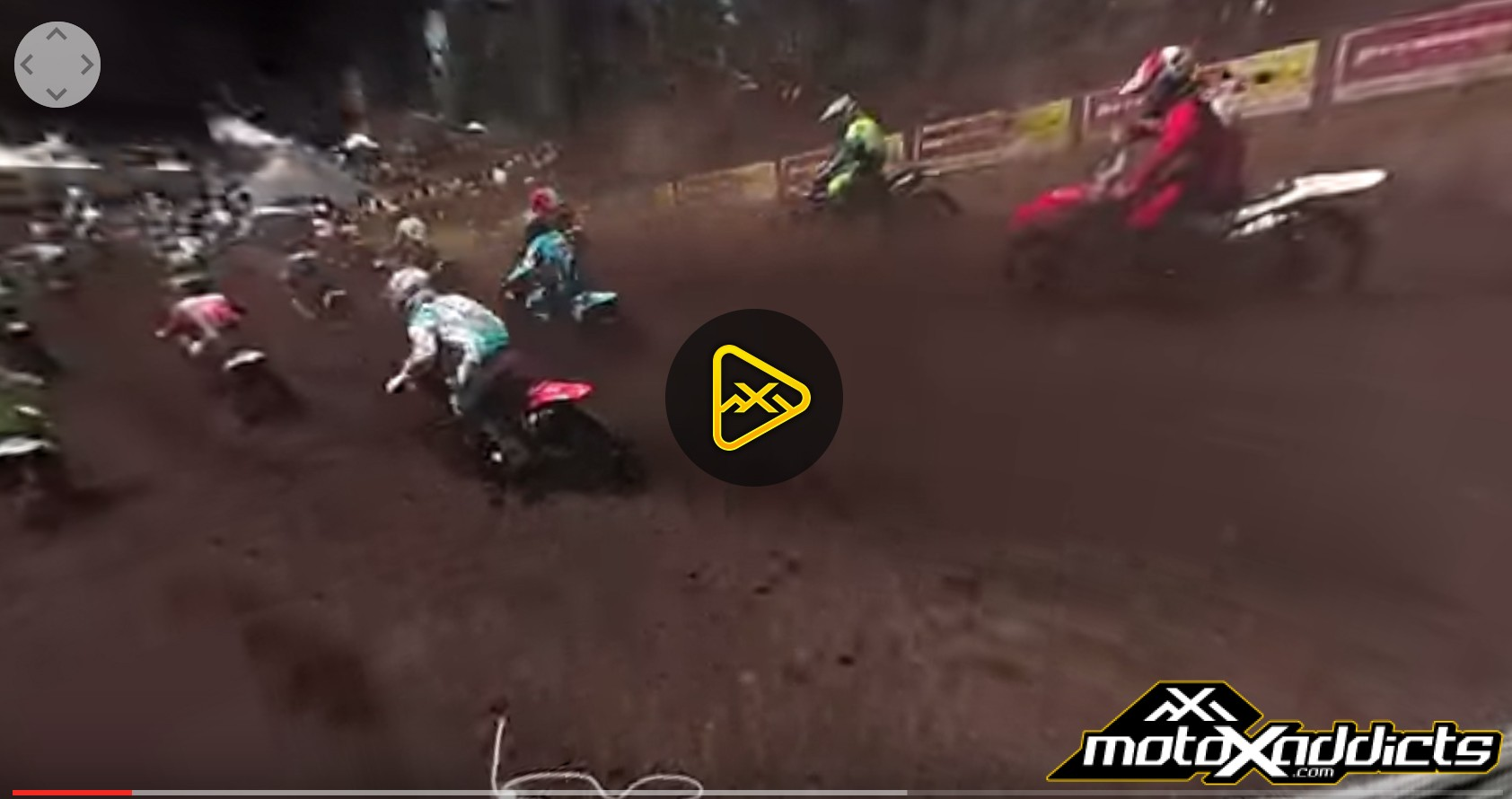 360 Helmet Cam: RJ Hampshire at Washougal