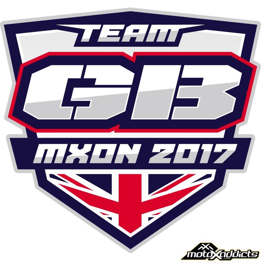 Team Great Britain Announced for 2017 MXoN