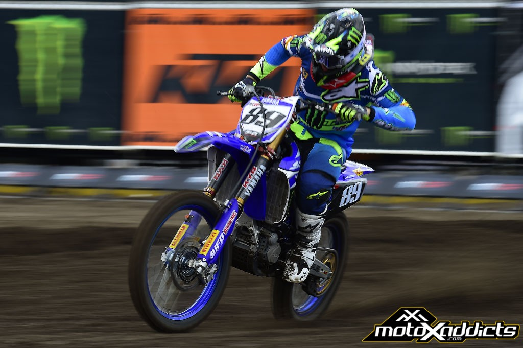 Van Horebeek Signs with Yamaha Through 2018