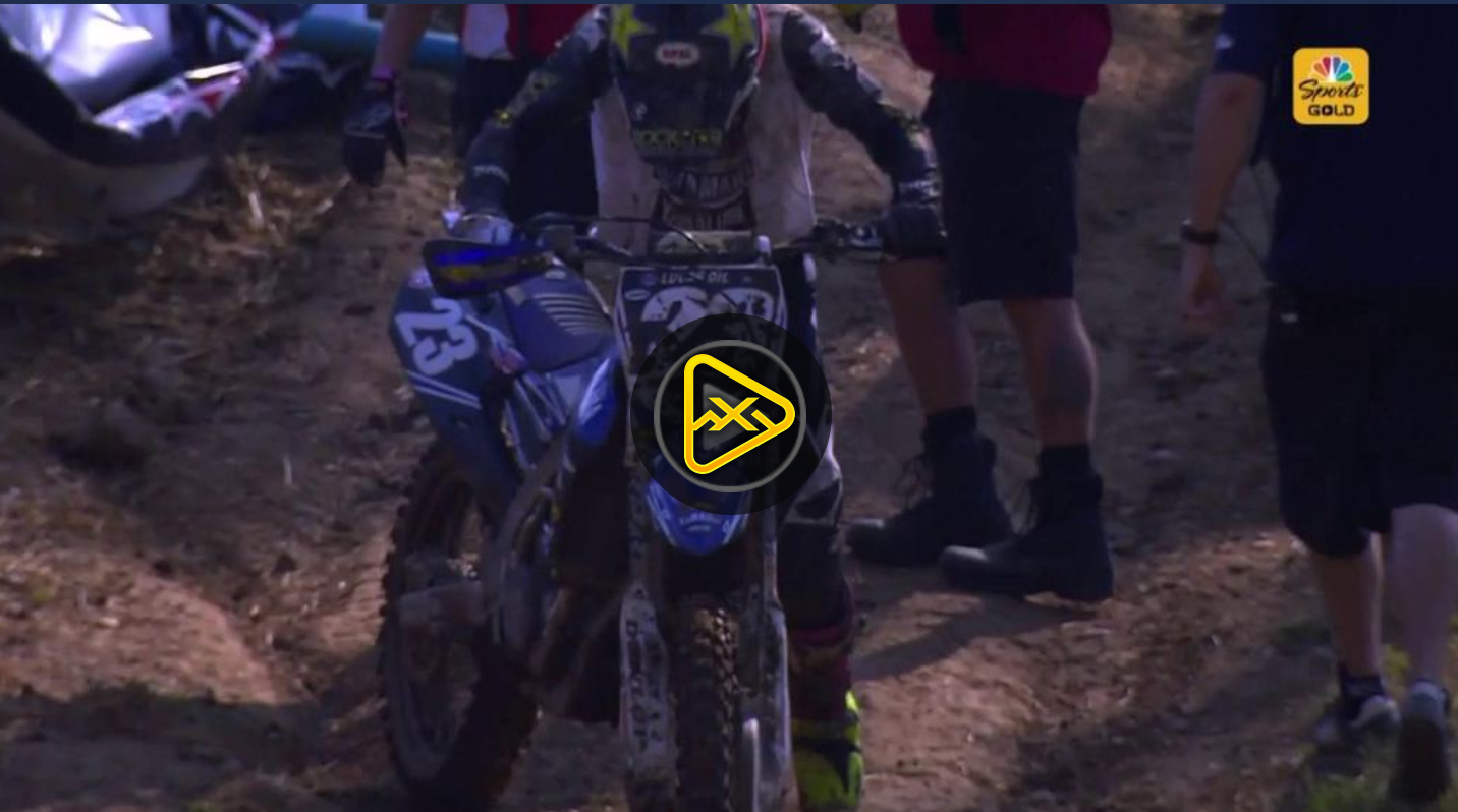 Aaron Plessinger Crash – 2017 Ironman National