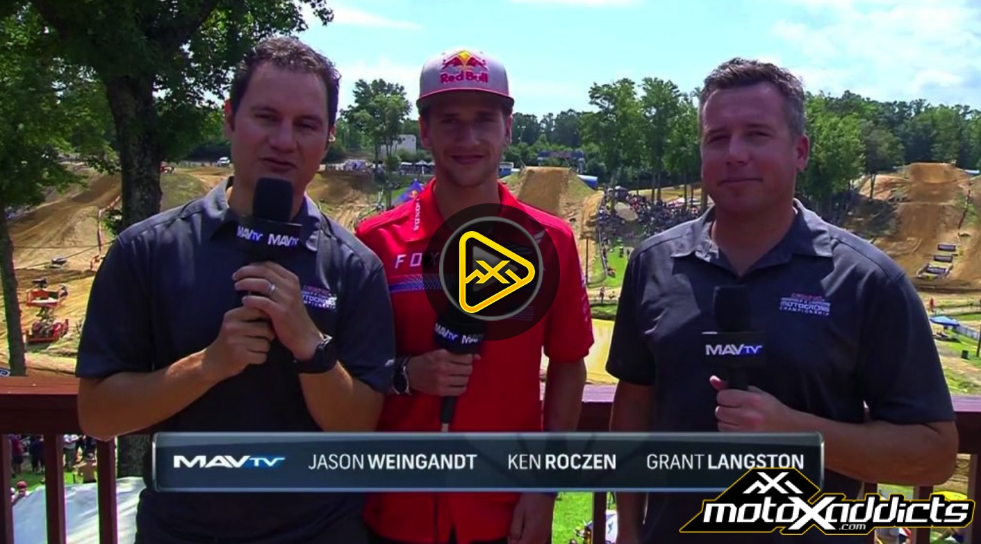 Ken Roczen Weighs In – 2017 Budds Creek National