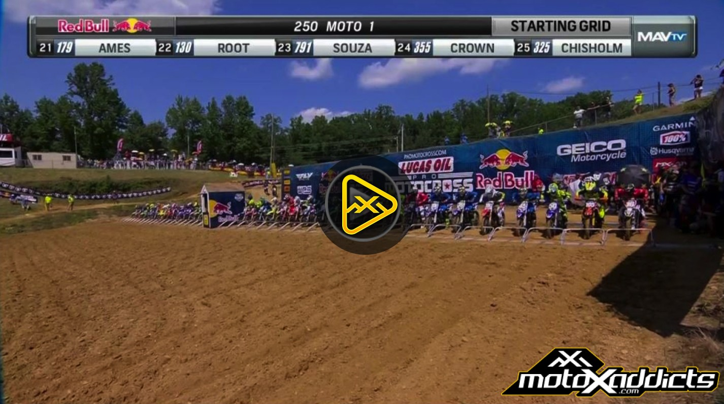 250MX Highlights – 2017 Budds Creek National