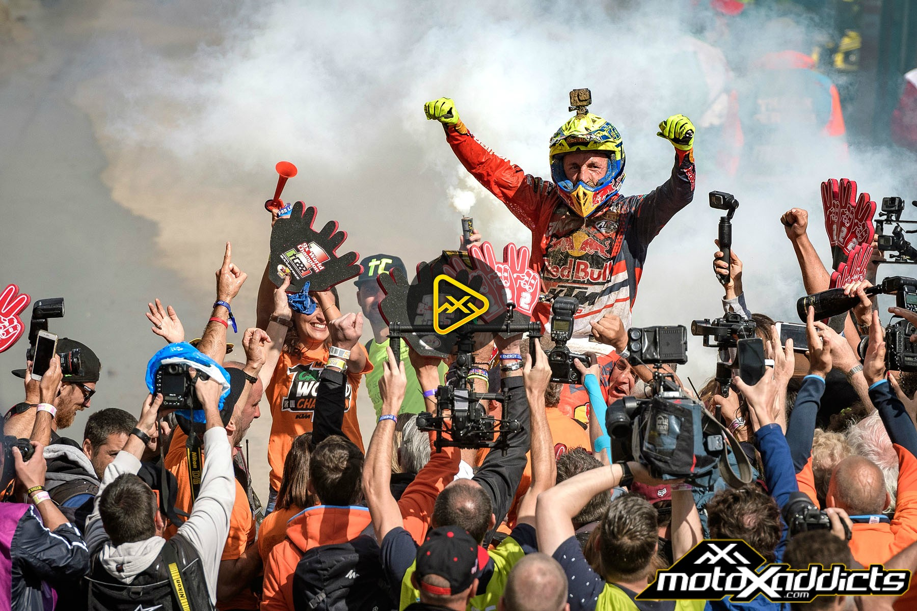 Antonio Cairoli – 2017 MXGP World Champ