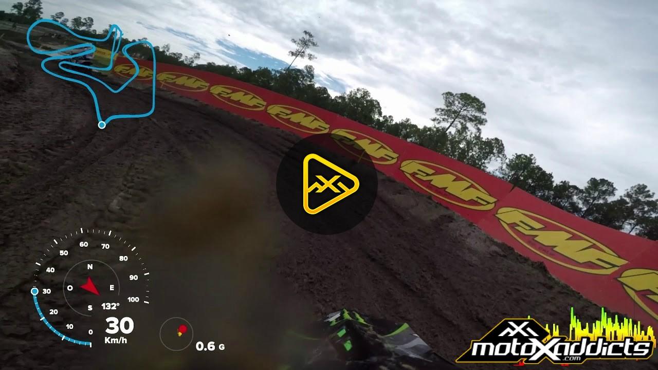 Helmet Cam: Track Preview for 2017 USGP